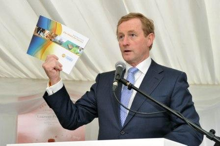 North Kildare Chamber Launch Plan with an Taoiseach